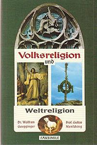 Volksreligion und Weltreligion