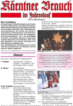 Archiv Jahrbuch 2008 / 2009